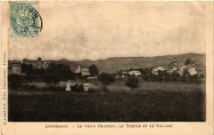 Lourmarin - Le vieux Chateau - Lourmarin