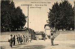 Caderousse - Entrée de la Ville - Caderousse