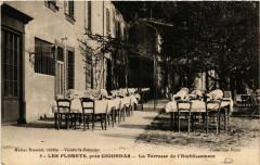 Les Florets pres Gigondas - La Terrasse de l'Etabl. - Gigondas