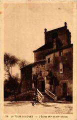 La Tour-d'Aigues - L'Eglise (Xi et Xii siecles) - La Tour-d'Aigues