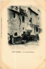Saint-Didier - La Grande Fontaine - Saint-Didier
