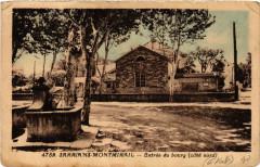 Sarrians- Montmirail - Entrée du bourg (cote nord) - Sarrians