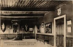 Ansouis - Le Chateau ancienne salle de St-Elzear... - Ansouis