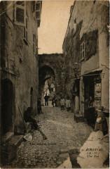 Auribeau - (A.-M.) - Une Rue - Auribeau