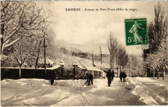 Embrun - Avenue de Pont-Frach - Embrun