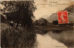 Vallée de la Durance - La Roche-de-Rame (946 m) - Les Bords du Lac - La Roche-de-Rame