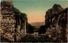 Saint-André-de-Rosans - Ruines de l'ancienne église - Saint-André-de-Rosans