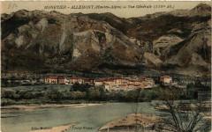 Monétier-Allemont - Vue Générale (558 m alt.) - Monêtier-Allemont