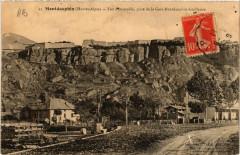 Mont-Dauphin - Vue d'ensemble,prise de la Gare ... - Mont-Dauphin