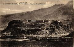Mont-Dauphin - Le Fort (1050 m) - Ligne de Gap a Briancon - Mont-Dauphin