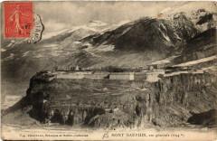 Mont-Dauphin , vue générale (1044 m) - Mont-Dauphin