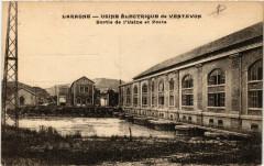 Laragne - Usine Electrique de Ventavon - Ventavon