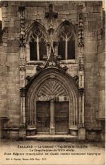 Tallard - Le Chateau - Facade de la Chapelle - Tallard