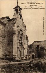 Chateau de Tallard - La Chapelle - D'Une elegance re - Tallard