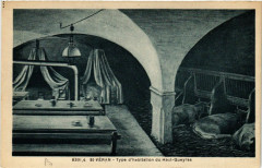 Saint-Veran - Type d'Habitation du Haut-Queyras - Saint-Véran