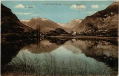 La Roche de Rame - Le Lac et le Village - La Roche-de-Rame