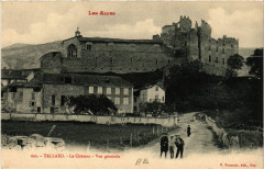 Tallard - Le Chateau - Vue générale - Tallard