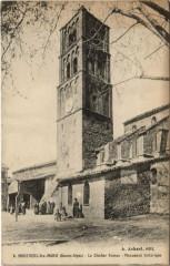 Moustiers-Sainte-Marie - Le Clocher Roman - Moustiers-Sainte-Marie