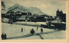 Dauphiné - Briancon - La porte Pignerolle - Dauphin
