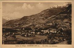 Vallée de l'Ubaye - Jausiers - Jausiers
