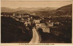Route Napoléon - Chateau-Arnoux et Volonne - Volonne