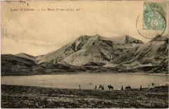 Lac d'Allos Le Mont Pelat - Allos