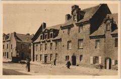 Locronan - Belles maisons bourgeoises - Locronan