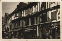 Quimperle - Vieilles maisons - Quimperlé