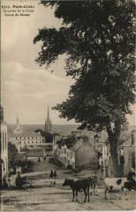 Pont-Croix - Quartier de la Croix - Route de Beuzec - Pont-Croix