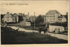 Benodet La Route de la Plage - Bénodet
