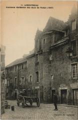Landerneau - Ancienne résidence des ducs de Rohan 29 Landerneau