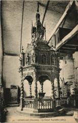 Guimiliau - Le Grand Baptistere - Guimiliau