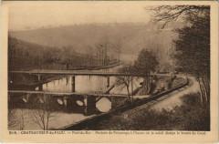 Chateauneuf-du-Faou Pont du Roi - Châteauneuf-du-Faou