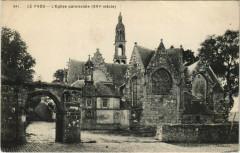 Le Faou Eglise paroissiale - Le Faou