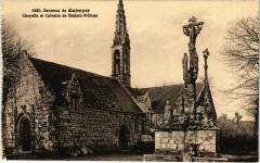 Chapelle et Calvaire de Saint-Venec - Environs de Quimper 29 Quimper