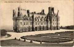 Chateau de Trevarez - Facade Principale - Chateauneuf-du-Faou - Châteauneuf-du-Faou