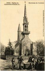 Eglise de Cleden-Poher - Environs de Carhaix - Cléden-Poher