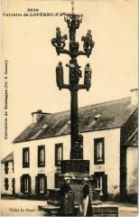 Calvaire de Loperec - Lopérec