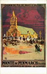 Penmarch - Chapelle N.-D. De la Joie - Pointe de Penmarch - Penmarch