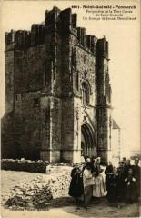 Penmarch - Saint-Guenole-Penmarch - Perspective de la Tour Caree - Penmarch