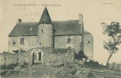 Château d'Ancinat - Doyet