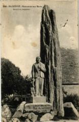 Plozevet - Monument aux Morts - Plozévet