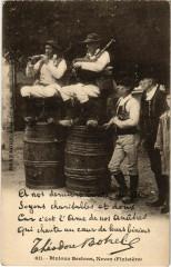 Nevez - Binious Bretons - Types - Folklore - Névez