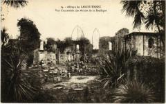 Landevennec - Abbaye de Landevennec - Vue d'Ensemble des Ruines - Landévennec