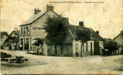 Quartier de la Chaux - Deneuille-les-Mines