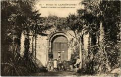 Landevennec - Abbaye de Landevennec - Portail d'Entree - Landévennec