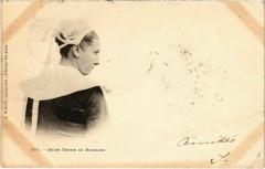 Bannalec- Jeune Femme France - Bannalec