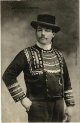 Costume de Bannalec France - Bannalec