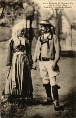 Bannalec- Ancien costume des Maries France - Bannalec