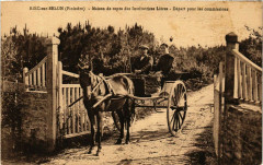 Riec-sur-Belon Maison de Repos des Institutrices Libres - Riec-sur-Bélon